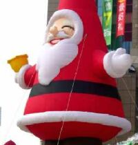 what do they call santa claus in china